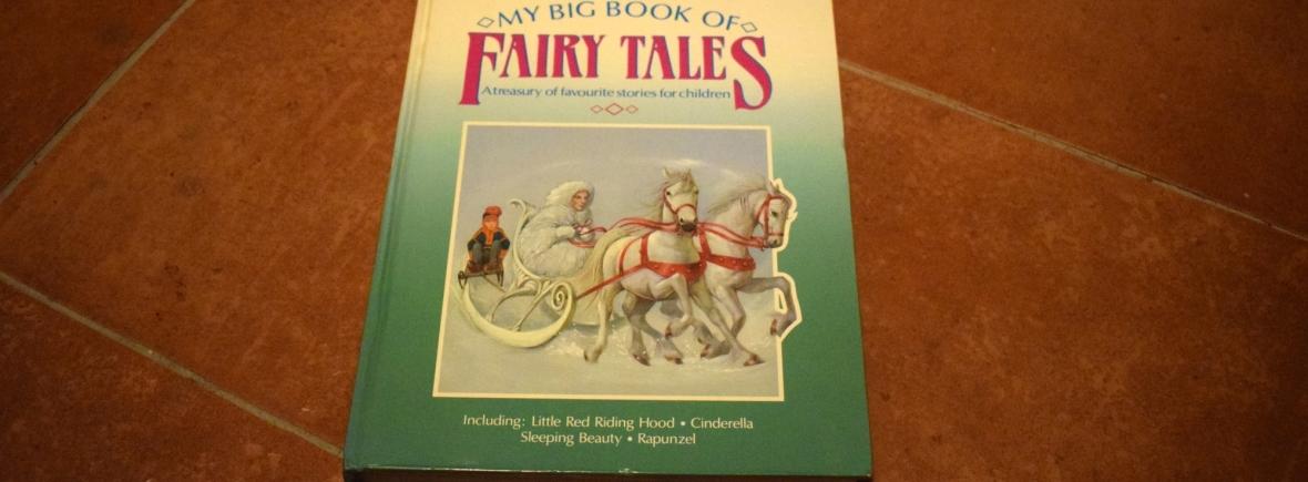 My Big Book of Fairy Tales – Story Teller (Marshall Cavendish)