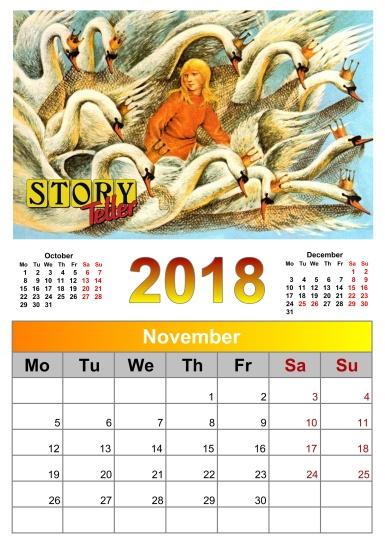 ST Calendar 2018_11